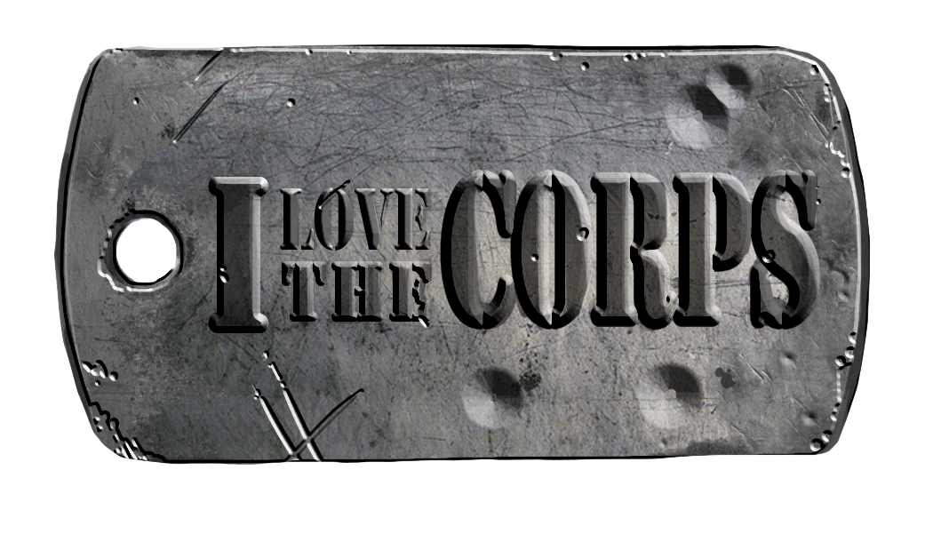I love the Corps Logo
