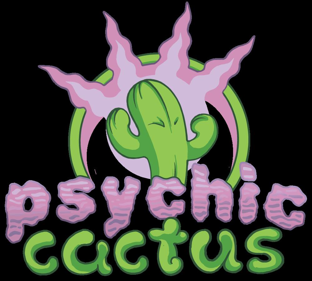 Psychic Cactus Logo